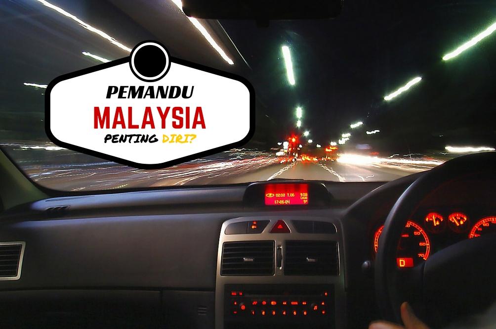 Teruknya Tabiat Rakyat Malaysia Di Jalan Raya