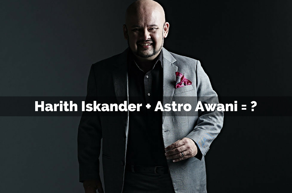 Harith Iskander Talks to Us About His New TV Show, Comedy, and Who Makes Him Laugh