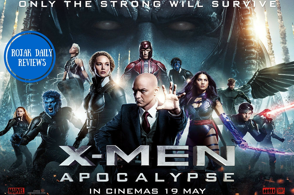 RD Reviews: A First Look at X-Men: Apocalypse