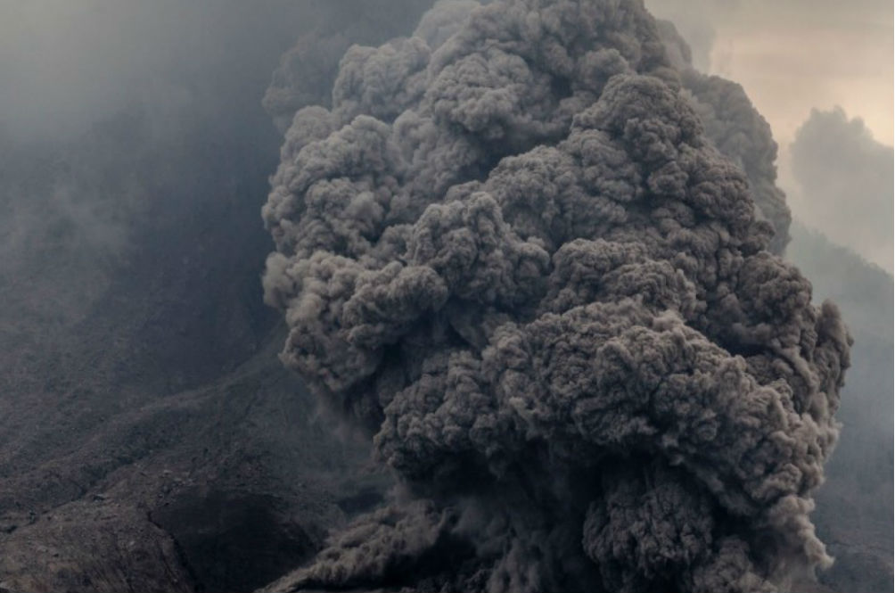 Mount Sinabung Erupts Again. Will Malaysia Be Affected?