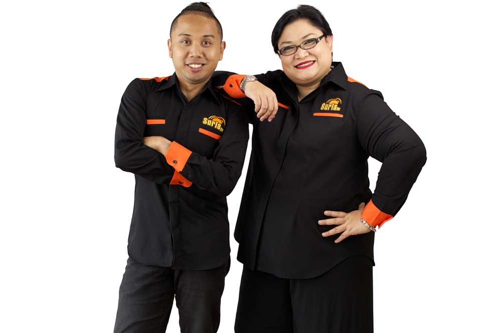 Adibah Noor dan Baki Zainal Tinggalkan Suria FM