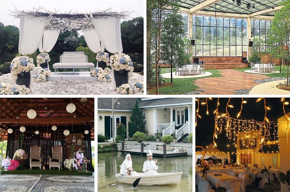 5 unique wedding venues in klang valley lifestyle rojak daily