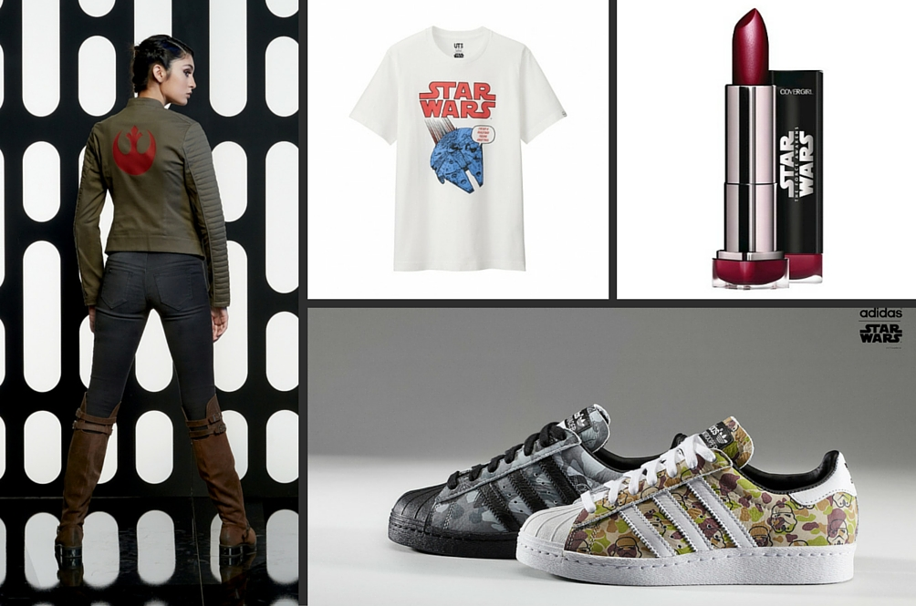 5 Star Wars Fashion Collaborations That Every True Fan Must Have
