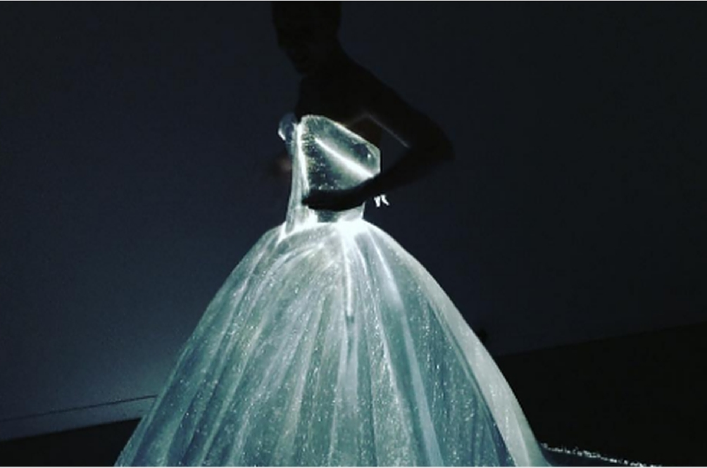 Guess Who Slayed The MET Gala with This Insane Glow in The Dark Dress?
