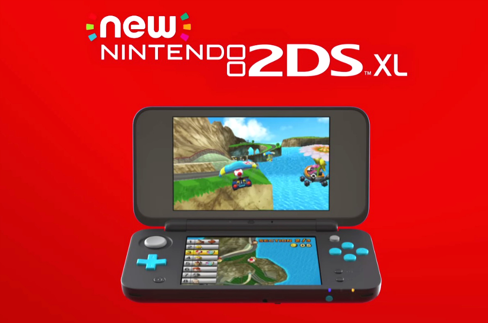 Six Reasons To Get Hyped For The Nintendo 2DS XL