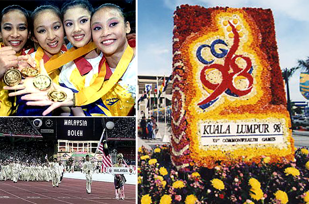 #Throwback: A Look Back At The 1998 Kuala Lumpur Commonwealth Games
