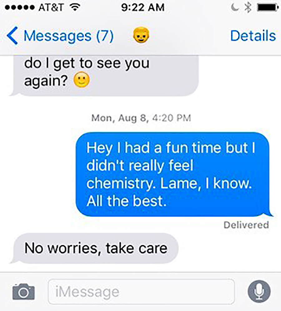Adult up and do it!