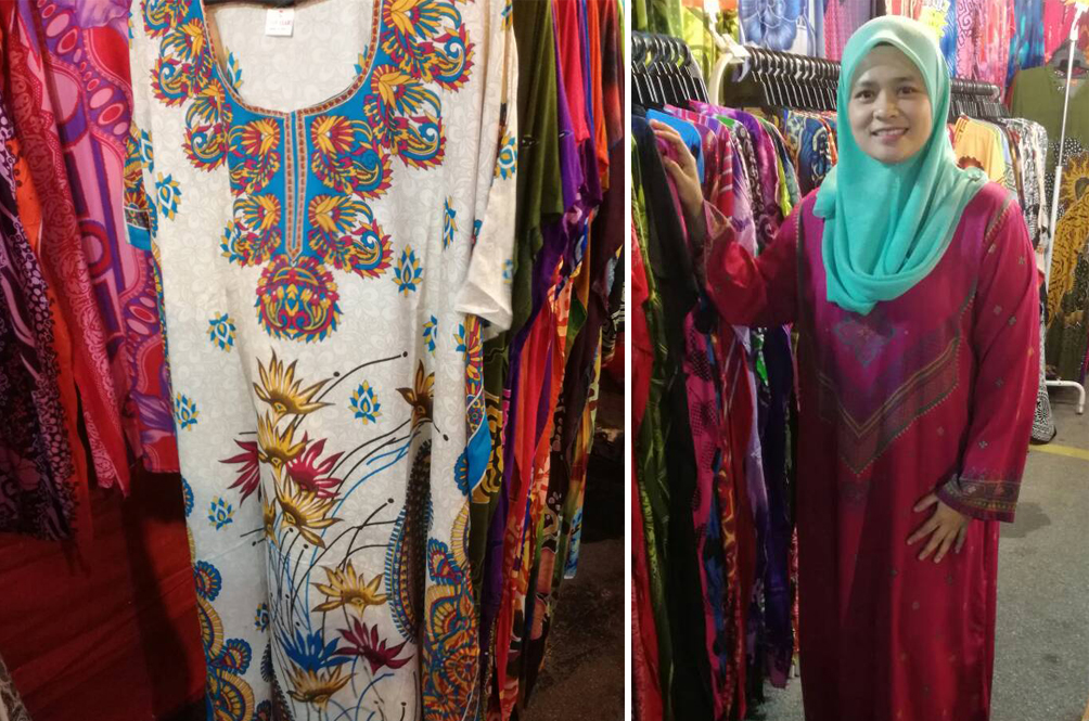 Meet The Woman Who Turned The 'Baju Kelawar' Into A Fashion Statement