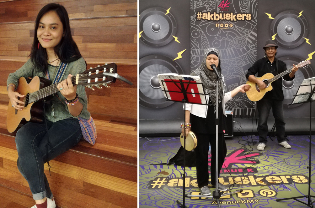 Just Keep Singing: The Evolution Of Buskers In Malaysia