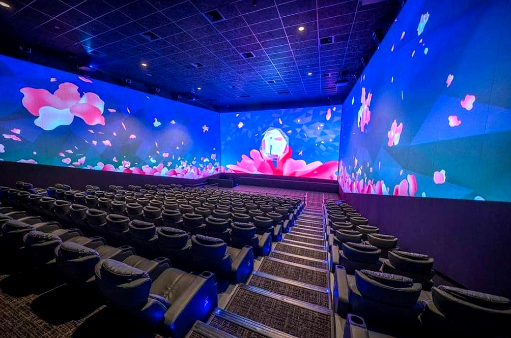 GSC Introduces The Country's First 270-Degree Cinema Experience