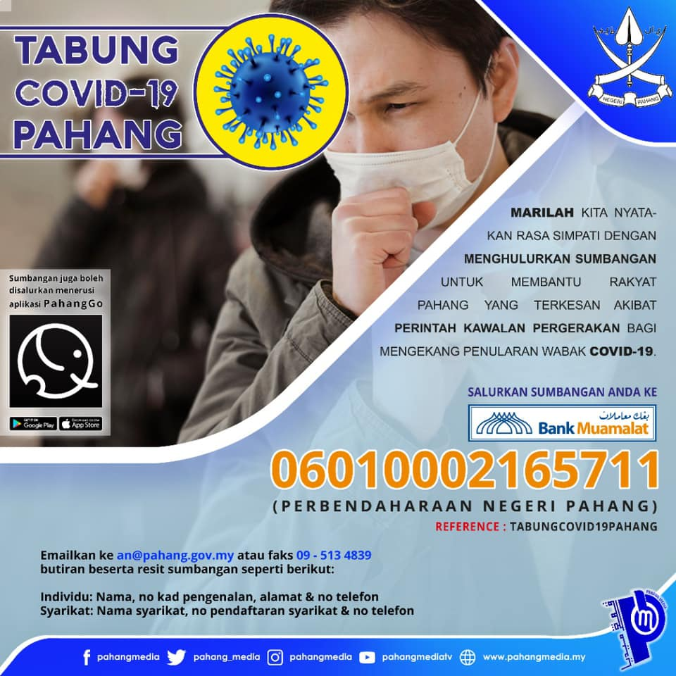 Pahang State Government Facebook