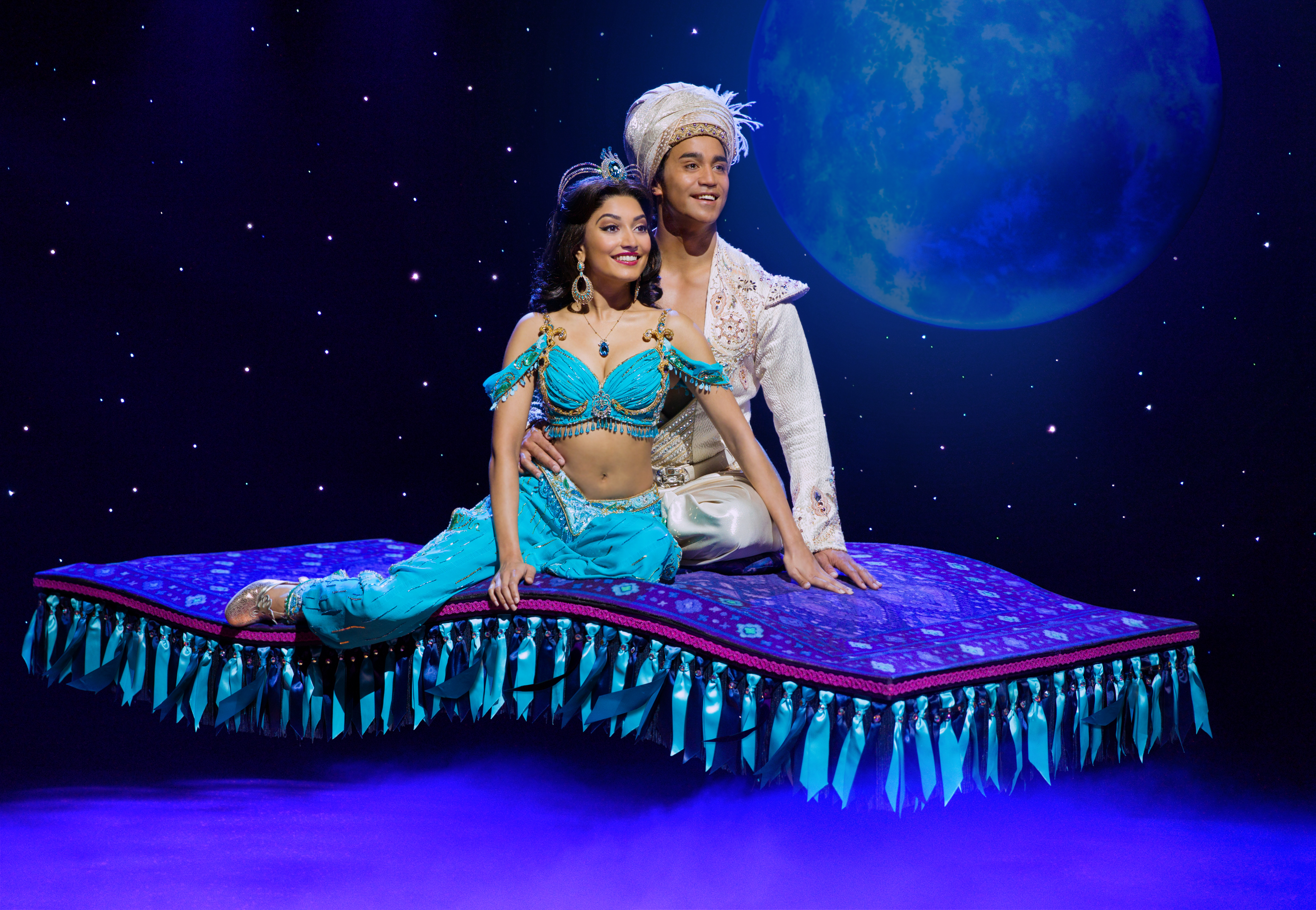It was indeed a magic carpet ride
