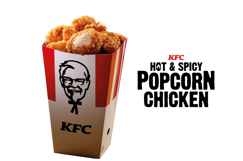 #MajorThrowback: KFC Popcorn Chicken Is Back And We Got To Try Them First!