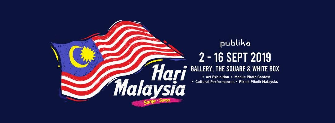 Get artsy this Malaysia Day