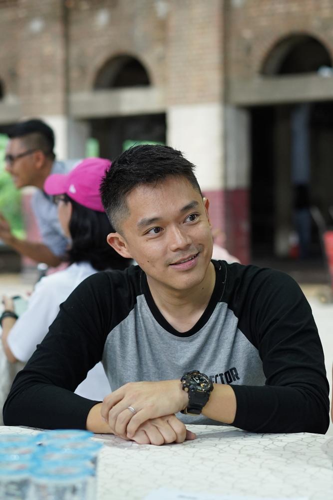 Director Adrian Teh