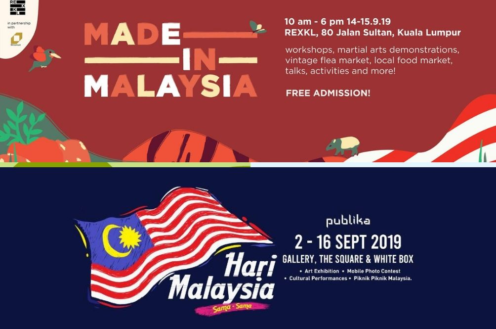 Don't Know What To Do This Malaysia Day Weekend? We've Got You Covered!