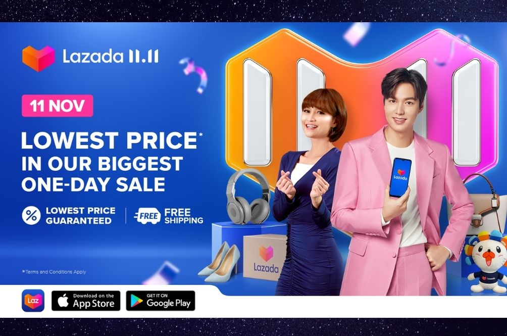 Lazada's 11.11 Sale Guarantees 11 Times Money Back Assurance If Price Is Not The Lowest