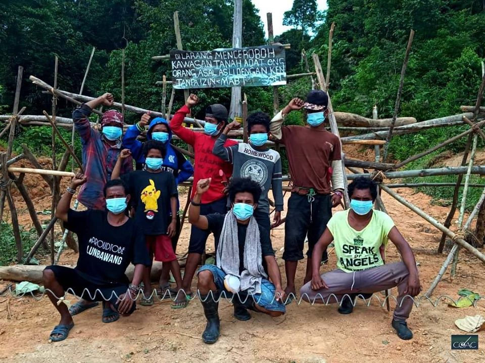 The Orang Asli's are fighting to keep their way of life