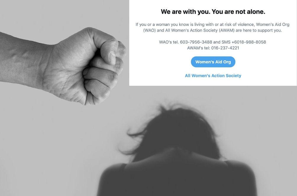 How Twitter Is Helping Prevent Gender-Based Violence In Malaysia With New Tool