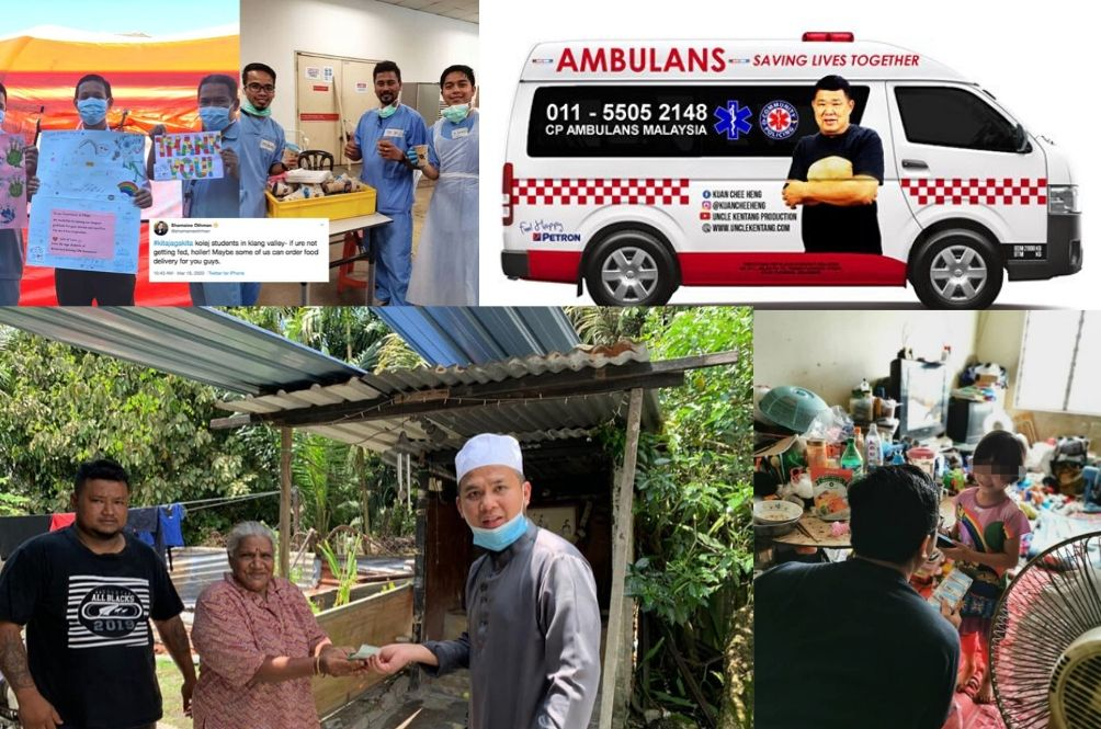 Here's Proof That Malaysians Are Colourblind When It Comes To Helping Fellow Malaysians