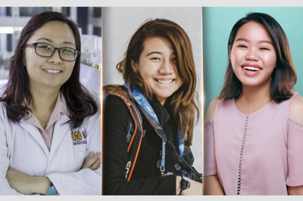 Three Malaysian Women Recognised At The SEA 'Women Of The Future Awards'