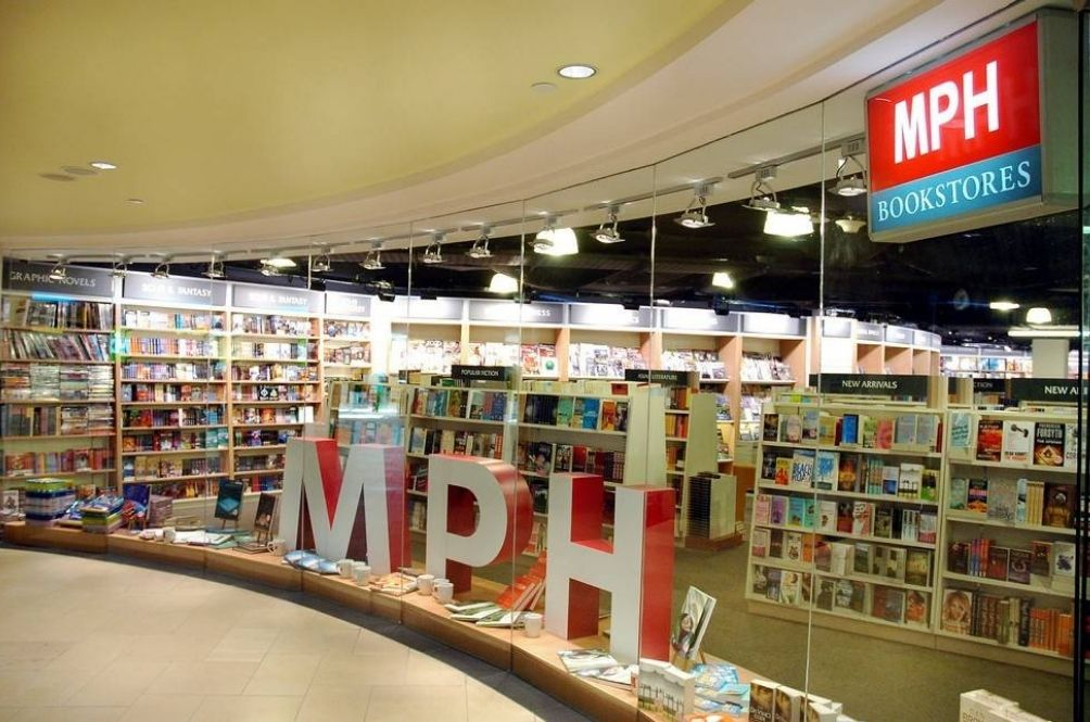 "MPH Malaysia Launches Buyback Programme Called ""Pre-Loved Books"""