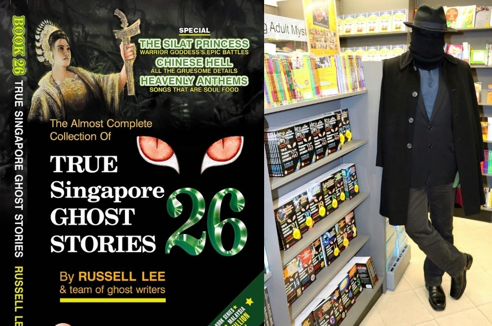 Hantu Stories Fans, Rejoice; There's A New Book In The 'Singapore Ghost Stories' Series