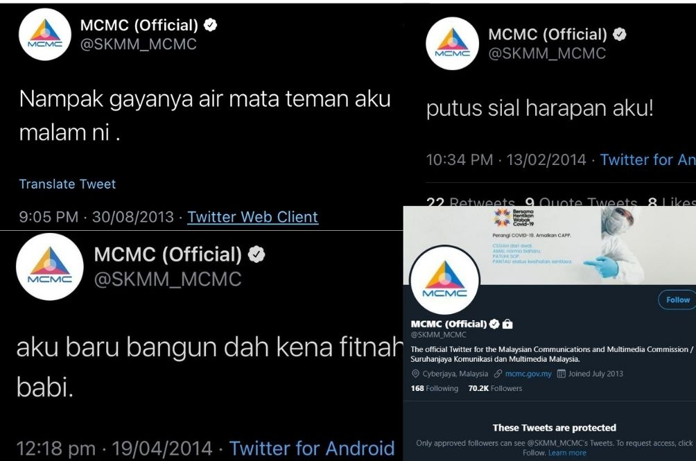 'I Didn't Know MCMC Was Using My Account': Man Who Sold Twitter Account On The Whole MCMC Fiasco