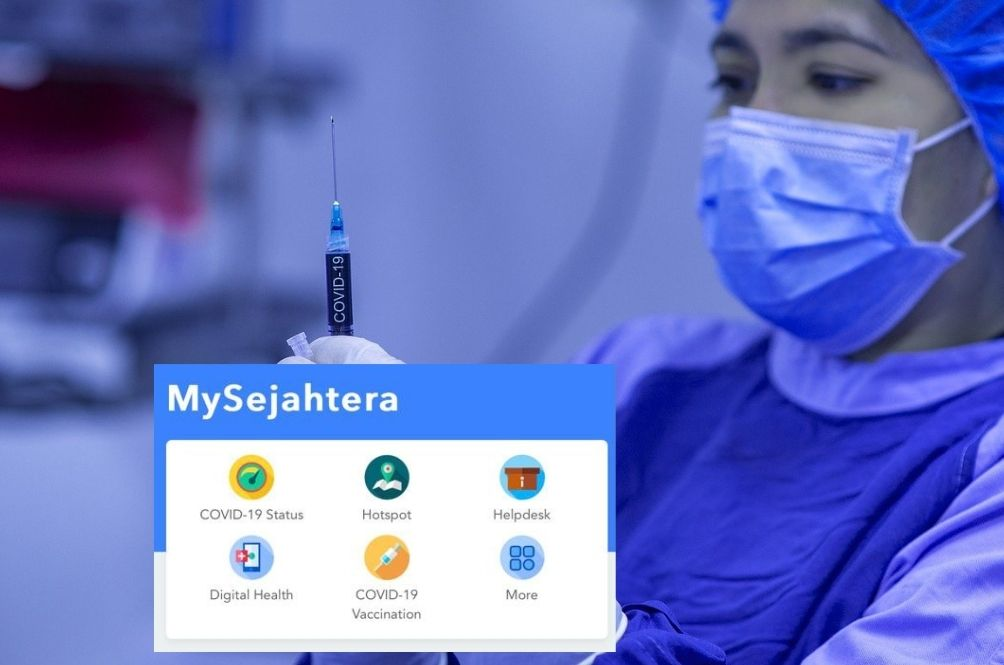 You Can Now Register For COVID-19 Vaccination On MySejahtera