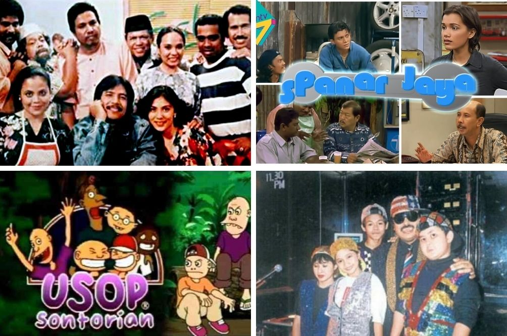 Throwback Time: Local Shows From The '90s That We Remember With Fondness