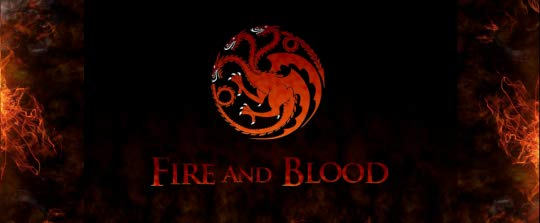 Fire and Blood was released on Nov 20, 2018
