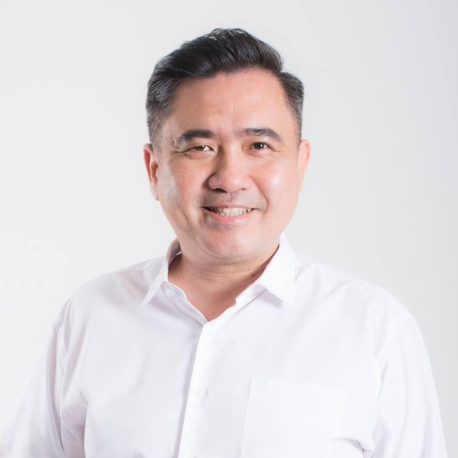 Former transport minister Anthony Loke
