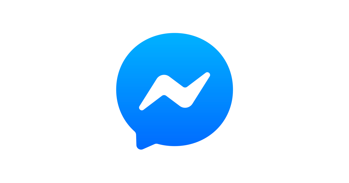 Who even uses messenger anymore?