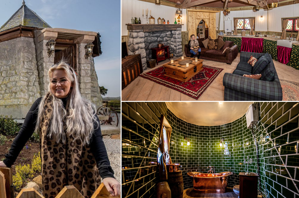 'Harry Potter' Fans, You Can Now Stay In Hagrid's Cottage