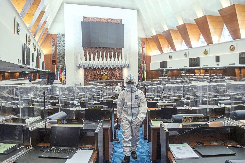 Malaysian parliament
