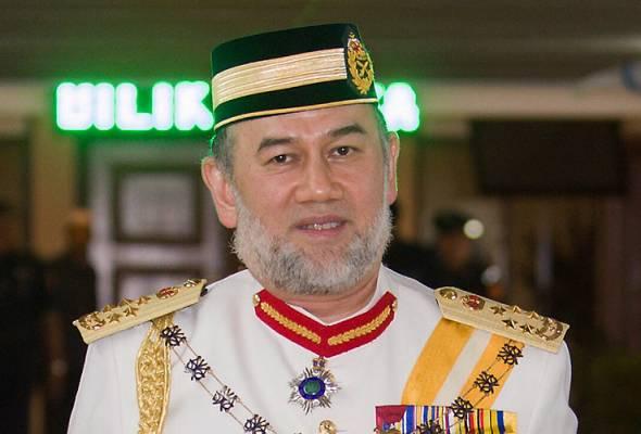 Sultan of Kelantan Sultan Muhammad V