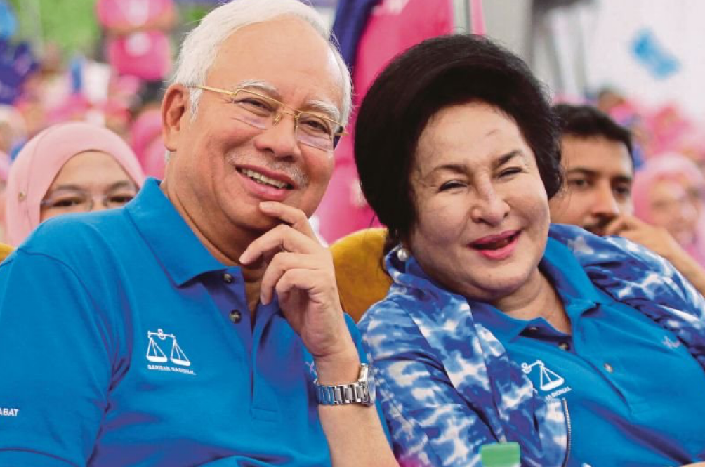 Najib And Rosmah To Be Featured In Netflix Investigative Series