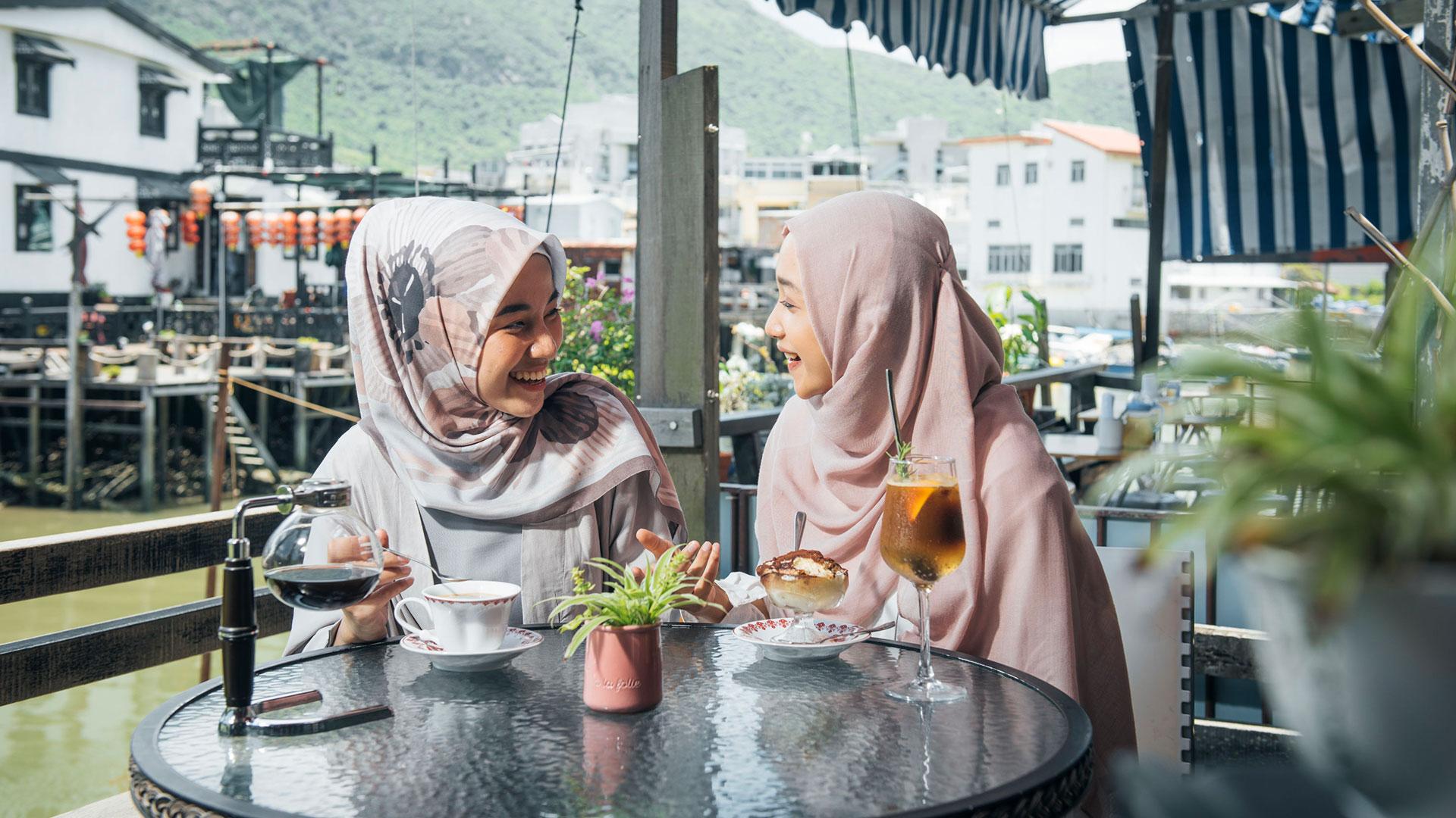 Plenty of Muslim-friendly options in Hong Kong