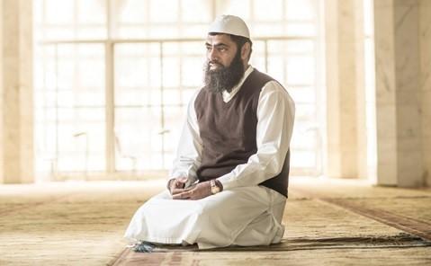 Hong Kong Chief Imam Muhammad Arshad