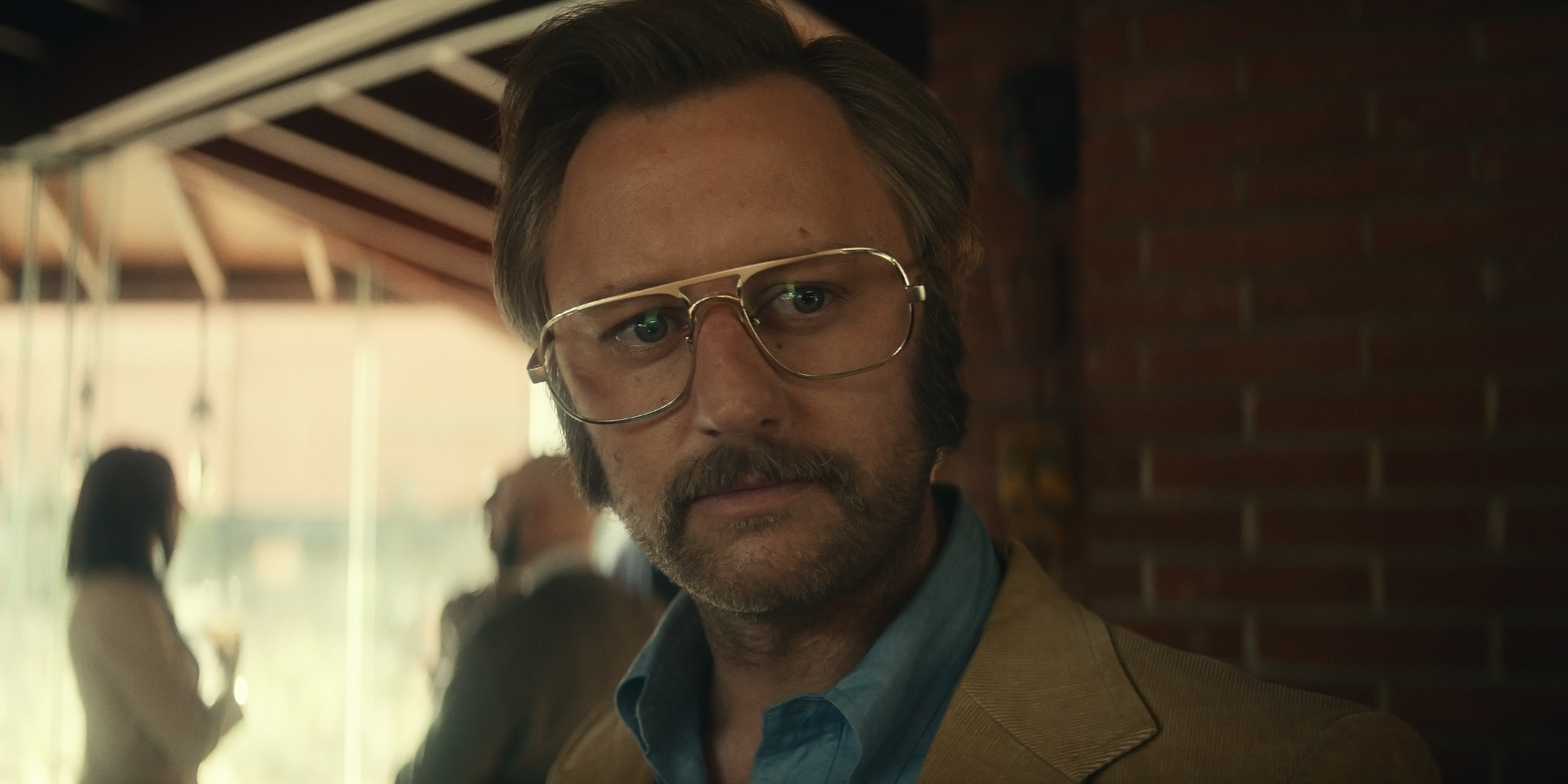 Rory Scovel in 'Physical' is not the funny man you're used to seeing.