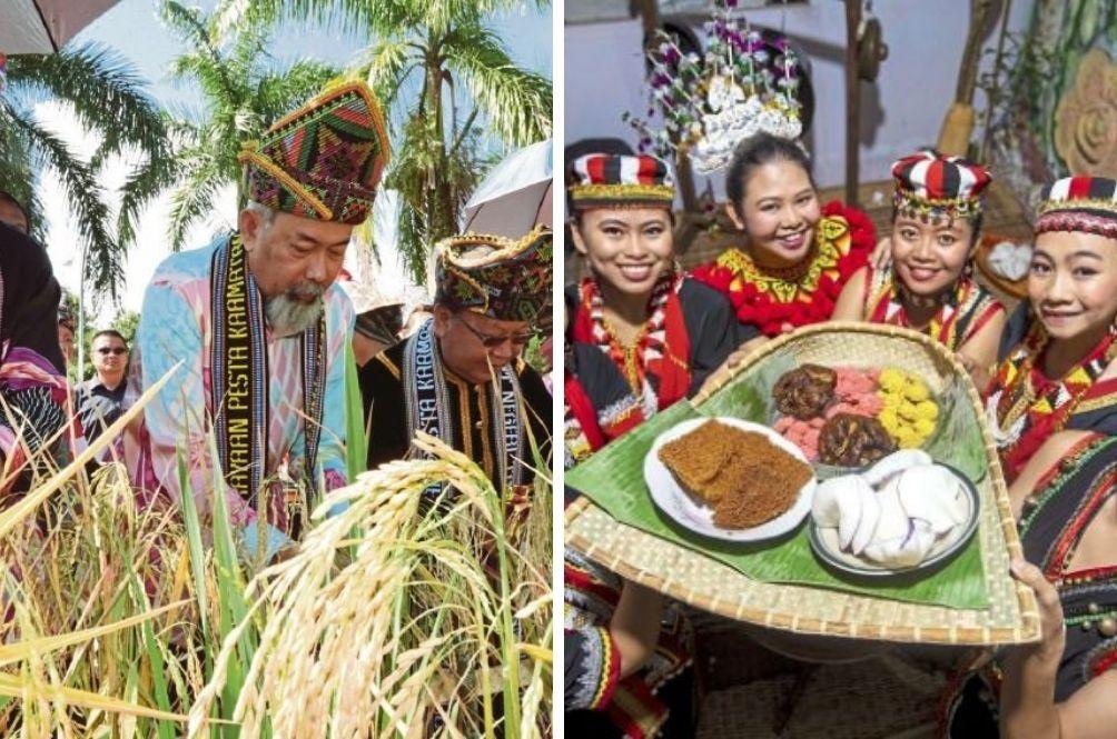 Things You Need To Know About Sabah's Keaamatan And Sarawak's Hari Gawai