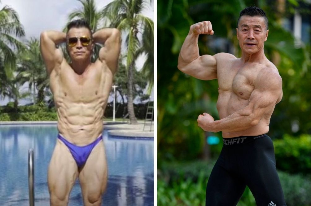 This 72-year-old Bodybuilder In China Is So Fit, Proves That Age Is Just A Number