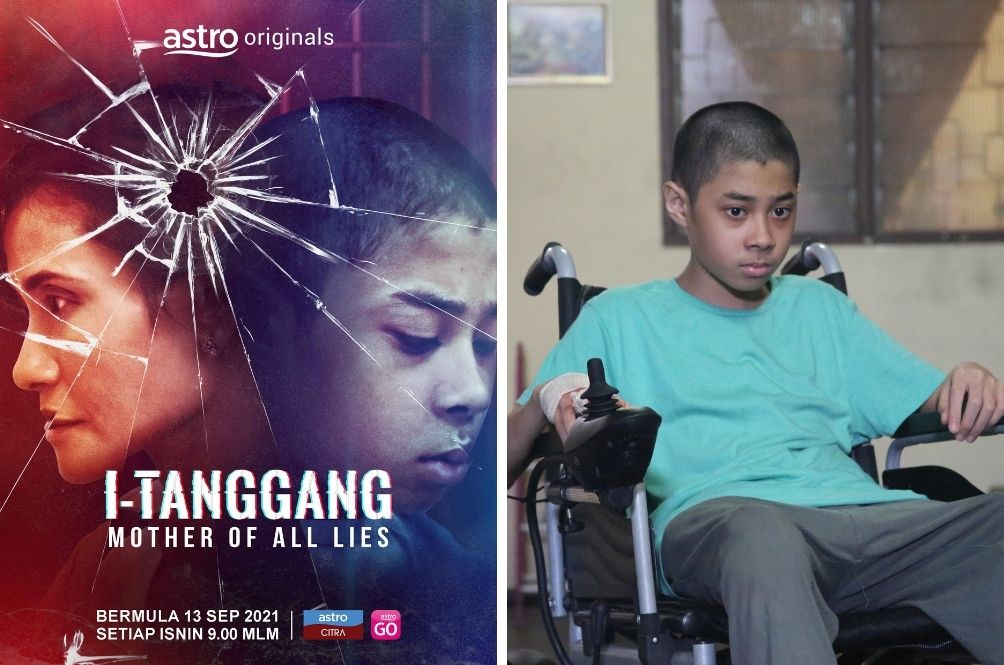 Astro Originals present 'I-Tanggang', Story Of Evil Mothers Based On Untold Malaysian Stories