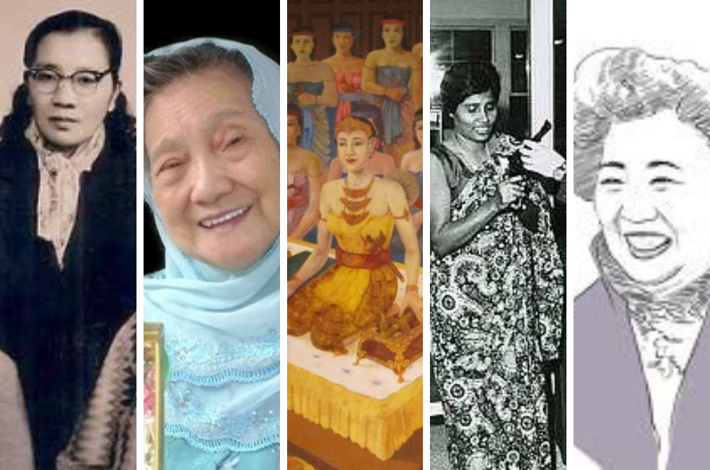 Iron Ladies: Tough As Nails Malaysian Women That History Forgot