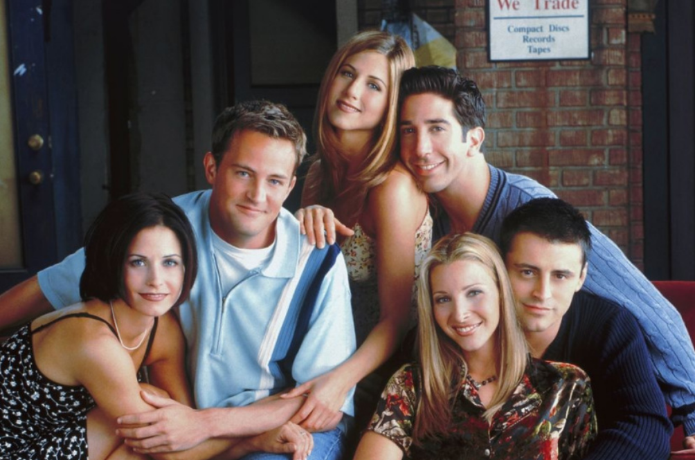 OMG OMG OMG! A 'Friends' Reunion Could Really Be Happening!