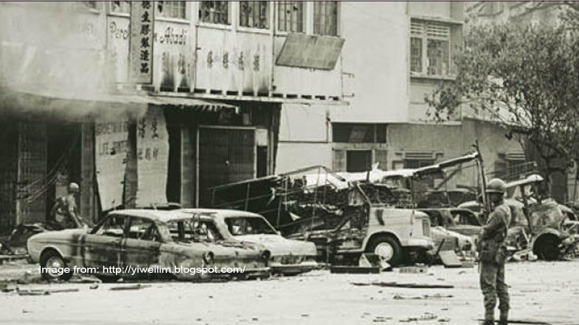A dark spot in Malaysia's history