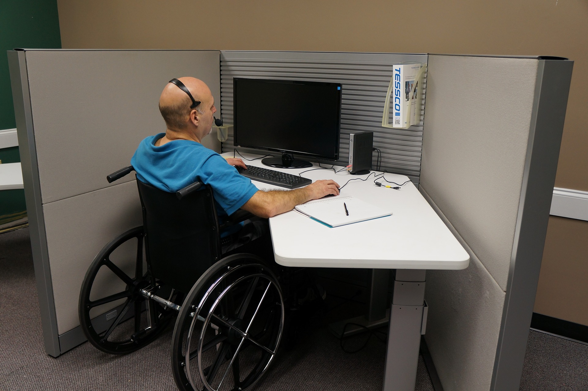 Online business could help disabled people to generate income