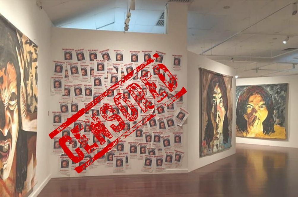 Artist Frustrated With Balai Seni Negara For Censoring His Artwork; Gallery Defends Itself