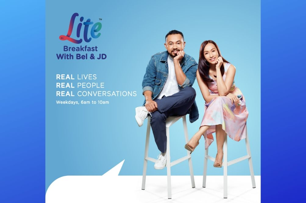 LITE Introduces New Breakfast Show With Bel and JD