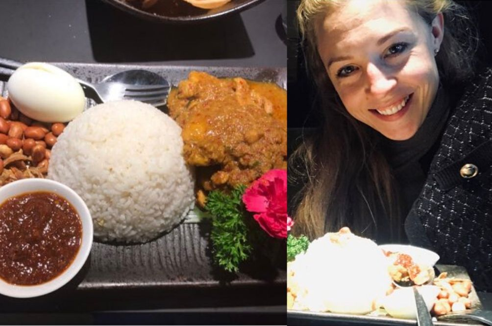British Journalist Who Criticised Nasi Lemak Is Now A Big Fan